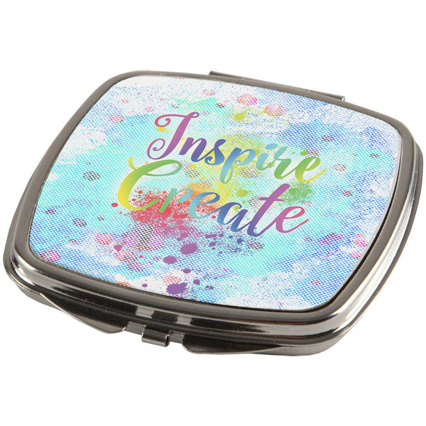 Inspire and Create Half Tone Paint Art Compact