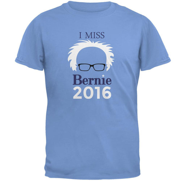 Election 2016 I Miss Bernie Sanders Hair Minimalist Mens T Shirt