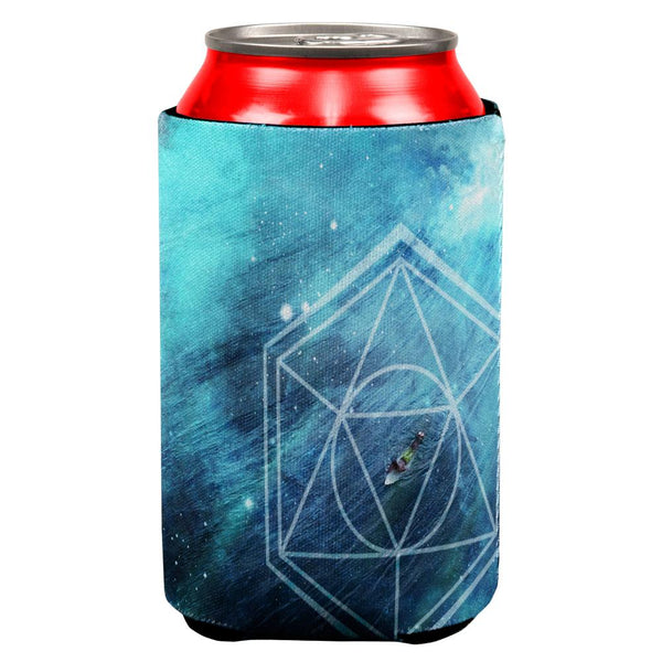 Surfing Sacred Cosmic Waves All Over Can Cooler