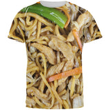 Chicken Lo Mein Costume All Over Mens T Shirt