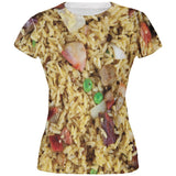 Pork Fried Rice Costume All Over Juniors T Shirt