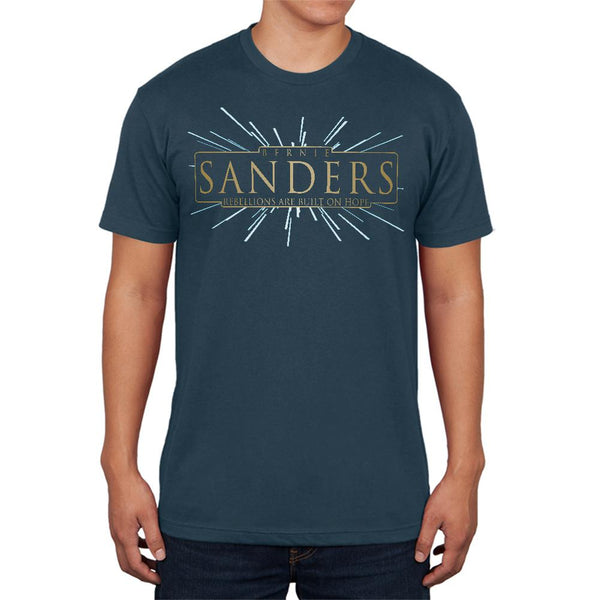 Bernie Sanders Rebellions Are Built On Hope Mens T Shirt