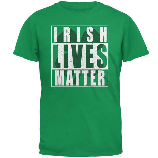 Irish Lives Matter Mens T Shirt