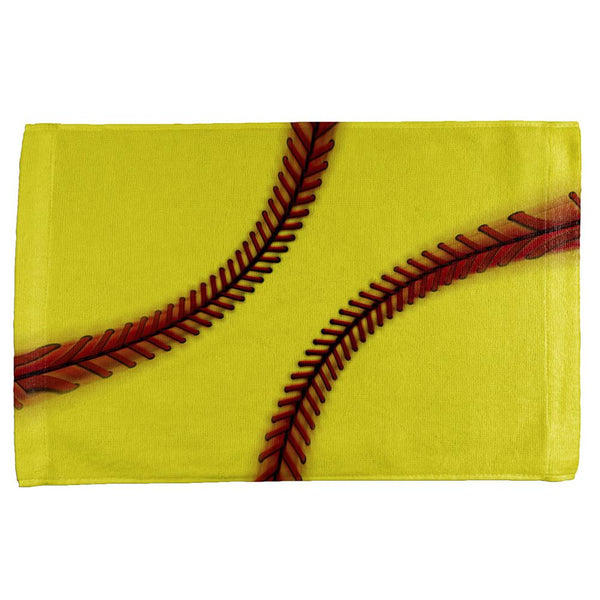 Fastpitch Softball All Over Sport Towel