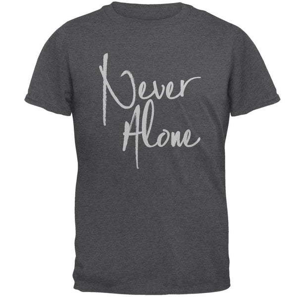 Daily Inspiration Never Alone Mens T Shirt
