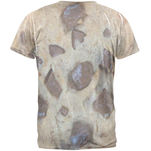 Chocolate Chip Cookies Chunks Mens T Shirt