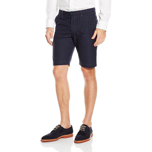 Ben Sherman - Micro Retro Geo Print Mens Short