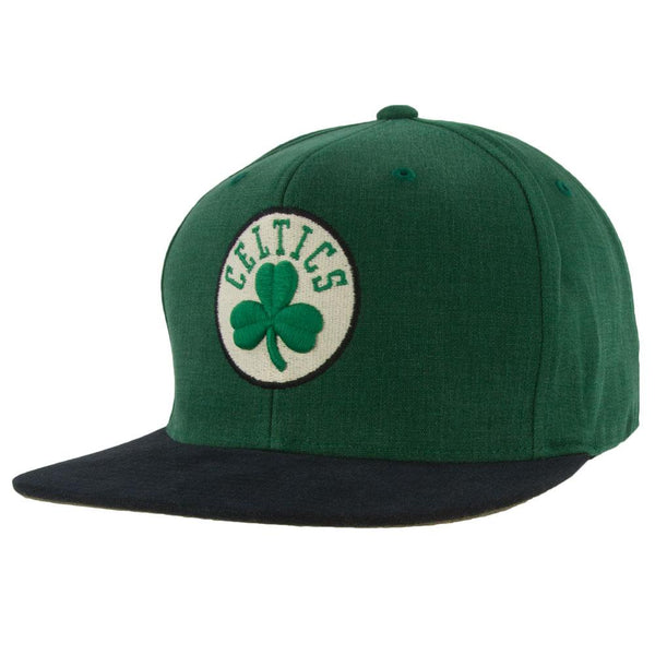 Boston Celtics - Sandy Mitchell & Ness Snapback Hat