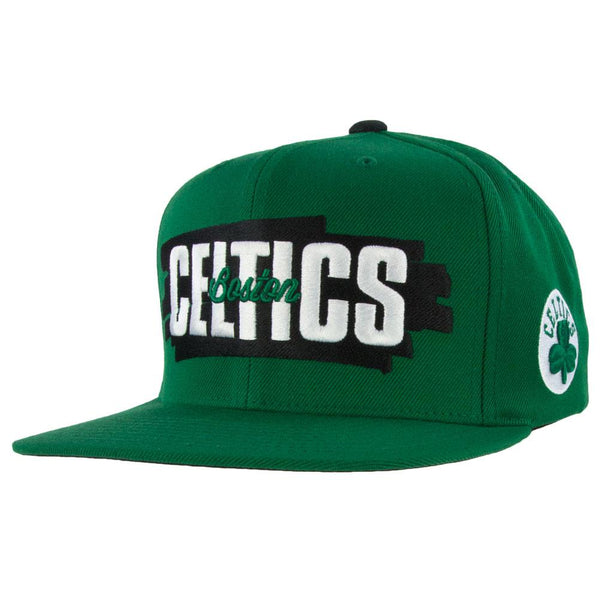 Boston Celtics - Winning Streak Mitchell & Ness Snapback Hat