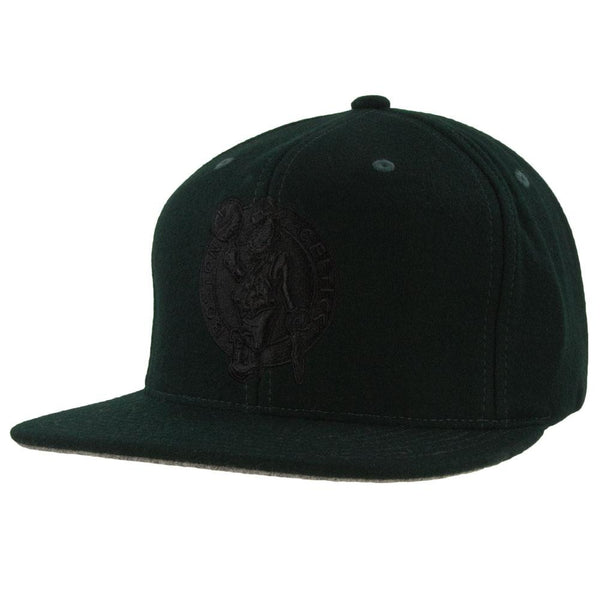 Boston Celtics - Melton Proper Mitchell & Ness Snapback Hat