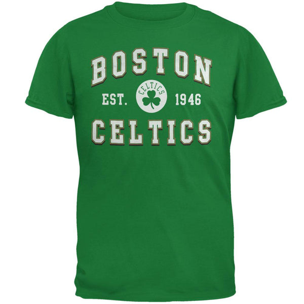Boston Celtics - Foundation Mens T Shirt