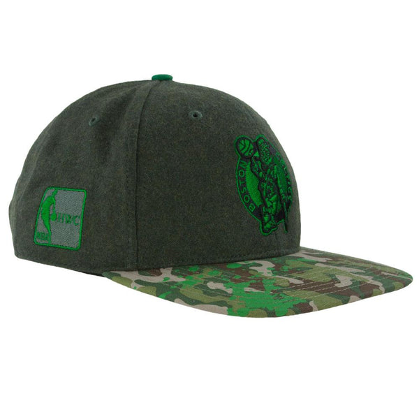 Boston Celtics - Colonial Moss 47 Brand Snapback Cap