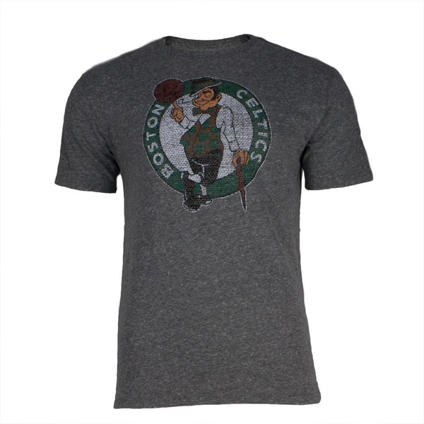 Boston Celtics - Favorite ID Adidas Mens T Shirt
