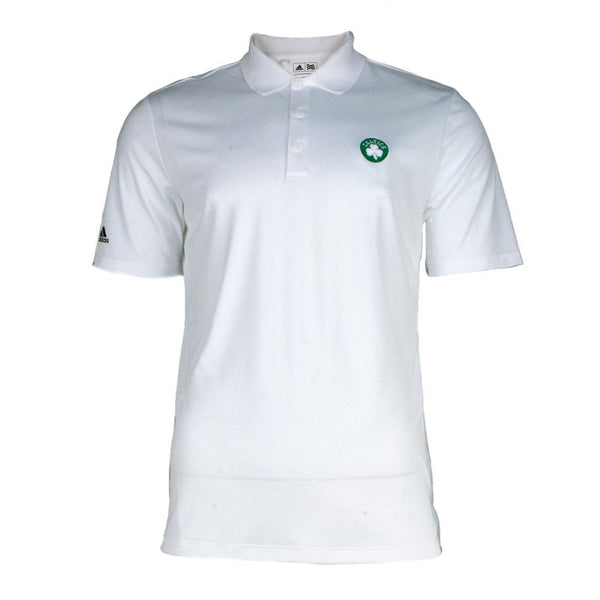 Boston Celtics - Performance Adidas Mens Polo Shirt