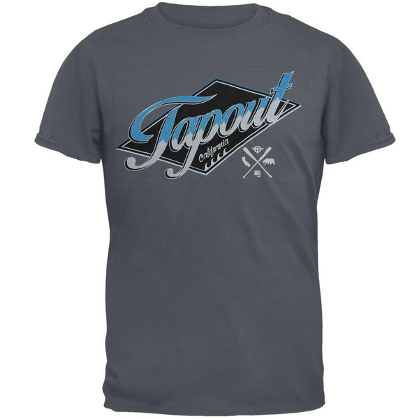 Tapout - Thug Surf Mens Soft T Shirt