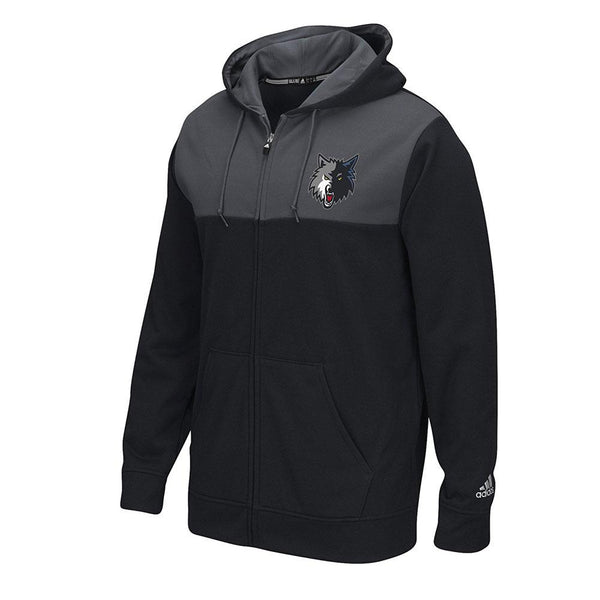 Minnesota Timberwolves - Tip Off Mens Full Zip Hoodie