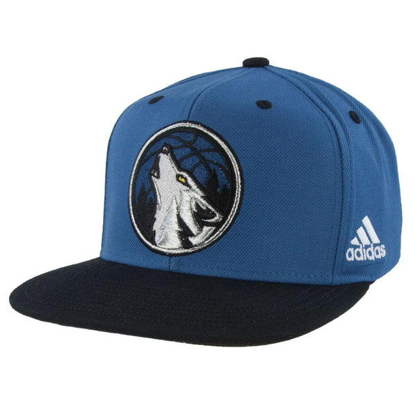 Minnesota Timberwolves - On Court Snapback Cap