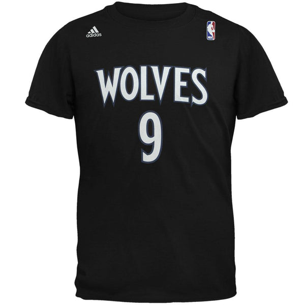 Minnesota Timberwolves - Rubio Name And Number Alternate Mens T Shirt