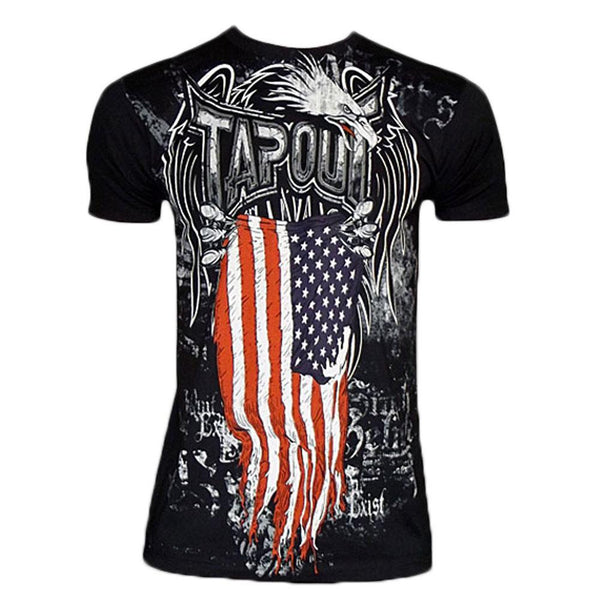Tapout - Pride Eagle Mens T Shirt