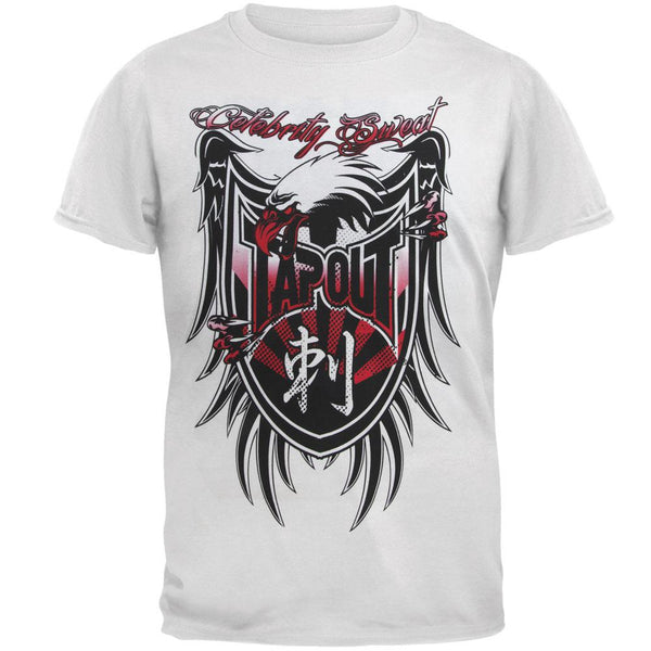 Tapout - Celebrity Sweat Eagle Shield Mens Soft T Shirt