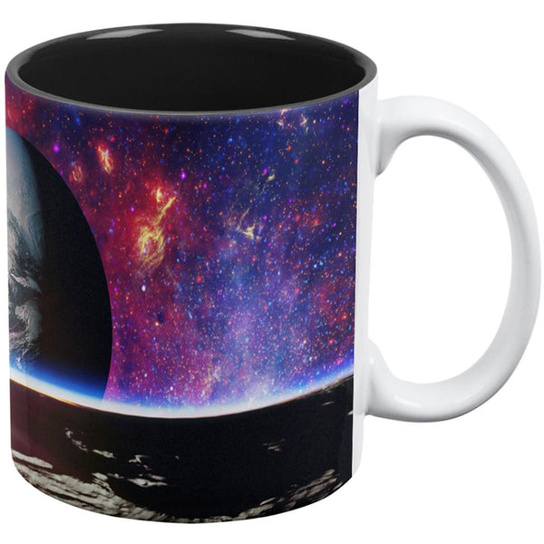 Explore The Infinity Of Space All Over Coffee Mug