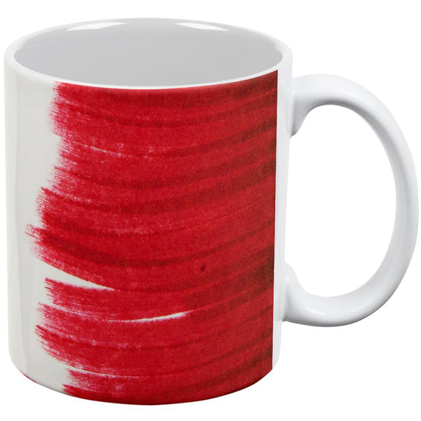 Color Me French All Over Coffee Mug