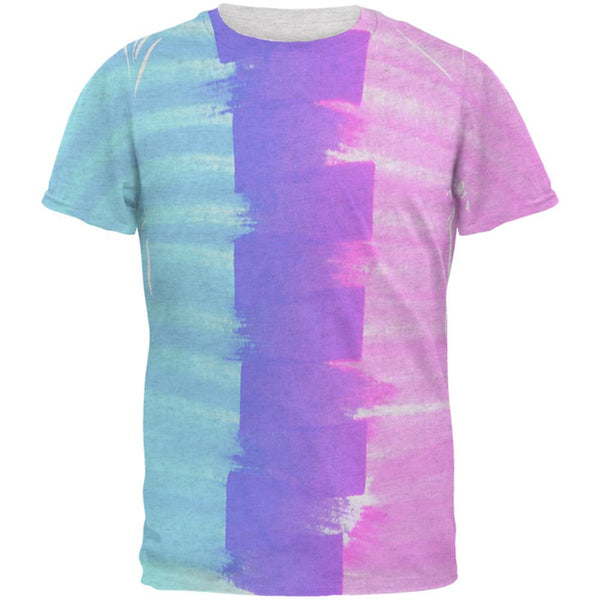 Color Me Transgender Men's Soft T-Shirt