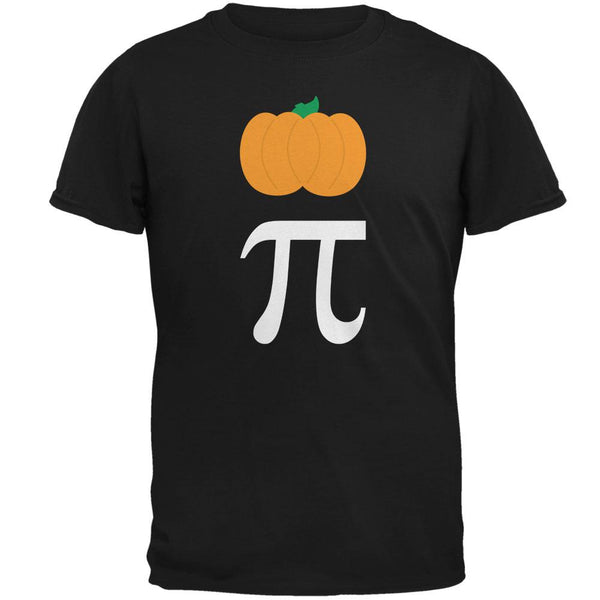 Halloween Math Pi Costume Pumpkin Day Mens T Shirt