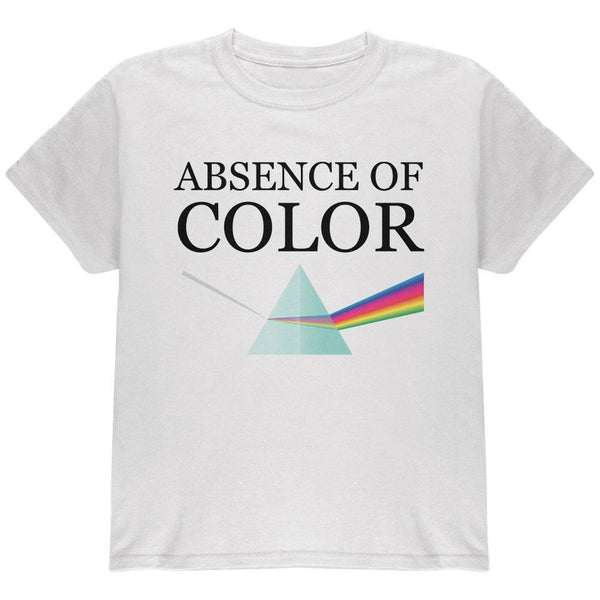 Halloween Absence of Color Costume Youth T Shirt