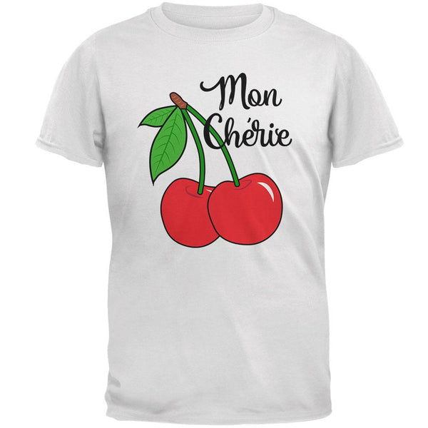 Fruit Cherry Mon Cheri My Darling Mens T Shirt