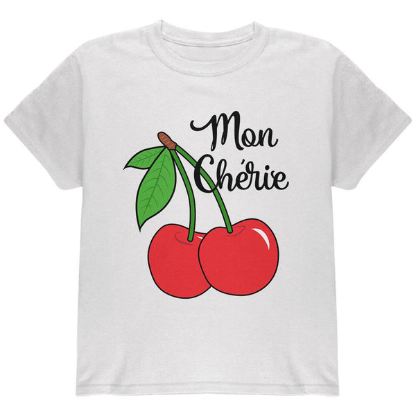 Fruit Cherry Mon Cheri My Darling Youth T Shirt