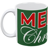 Holiday Merry Christmas All Over Coffee Mug