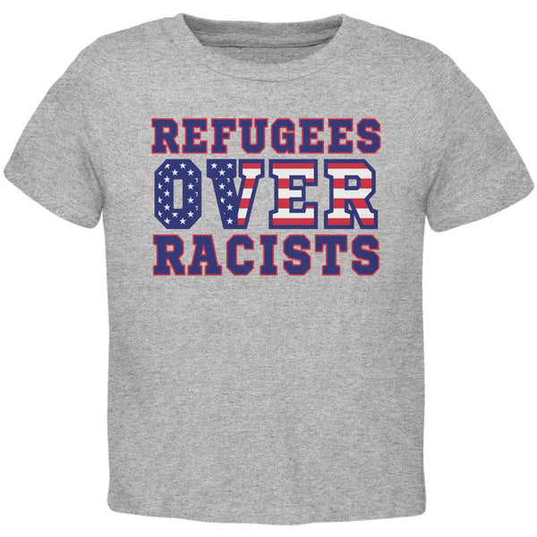 Activist Refugees Over Racists America Toddler T Shirt