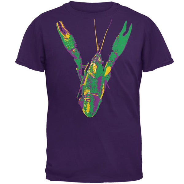 Mardi Gras Crawfish Mens T Shirt
