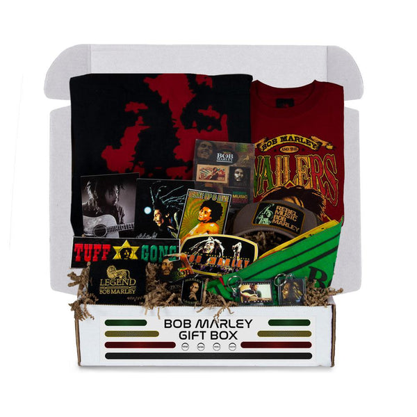 Bob Marley Mens Ultimate Fan Gift Box