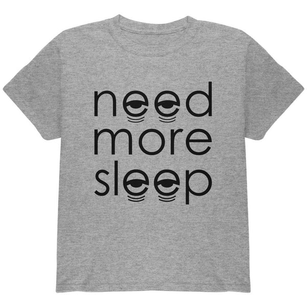 Need More Sleep Youth T Shirt