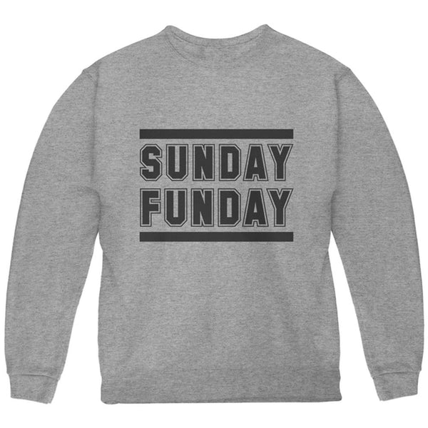 Sunday Funday Youth Sweatshirt