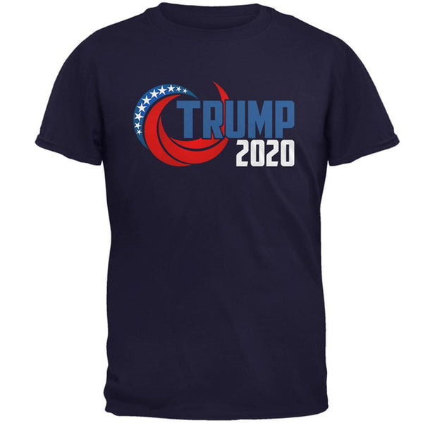 Election Re-Elect Donald Trump 2020 Swoosh Mens T Shirt