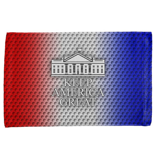 Re-Elect Trump 2020 Keep America Great Golf All Over Sport Towel