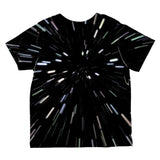 May The Fourth Be With You All Over Toddler T Shirt