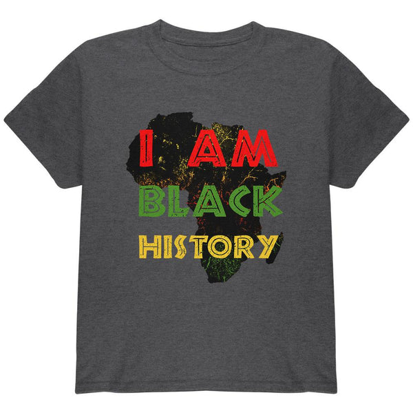 I Am Black History Youth T-Shirt
