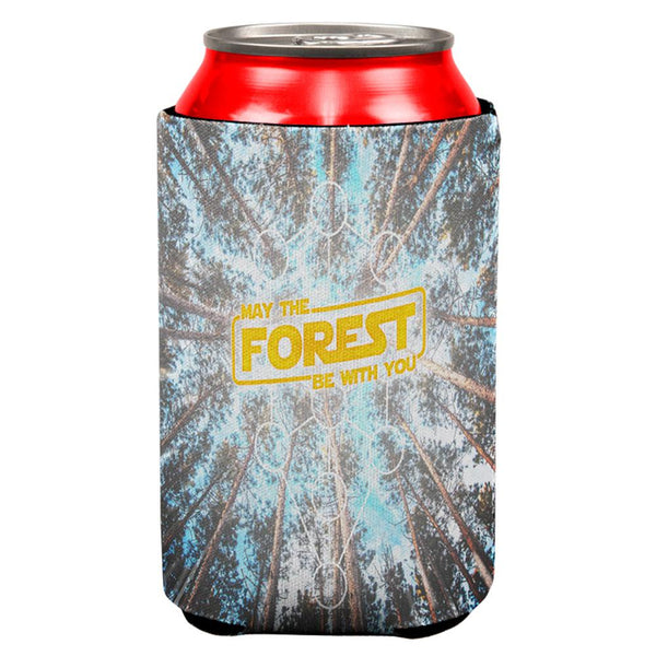 Earth Day May the Forest be with You All Over Can Cooler