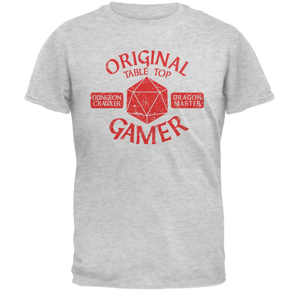 OG Original Gamer d20 Table Top Edition Mens T Shirt