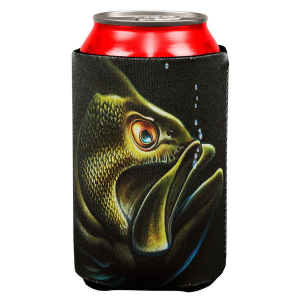 Bass Master All Over Can Cooler