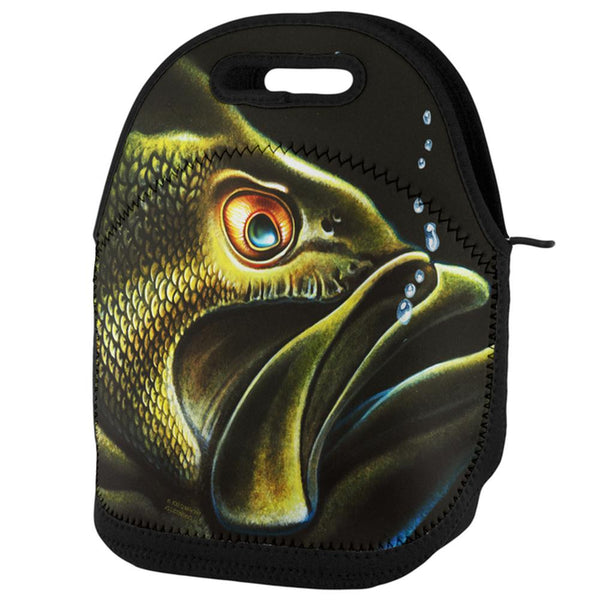 Bass Master Lunch Tote Bag