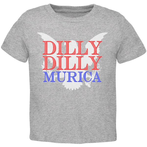4th of July Dilly Dilly MURICA Toddler T Shirt