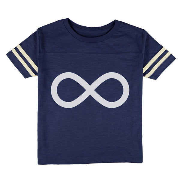 Metis Flag of Canada Toddler Football T Shirt