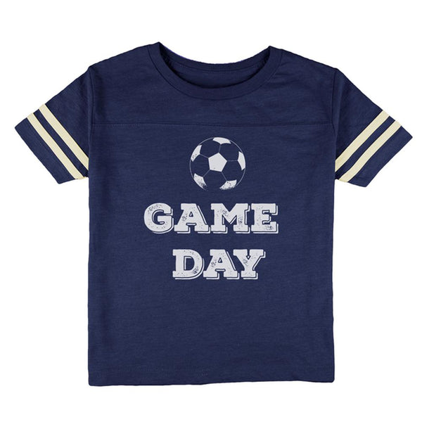 Game Day Soccer Toddler Football T Shirt