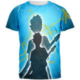Next Guitar Rock Idol All Over Mens T Shirt