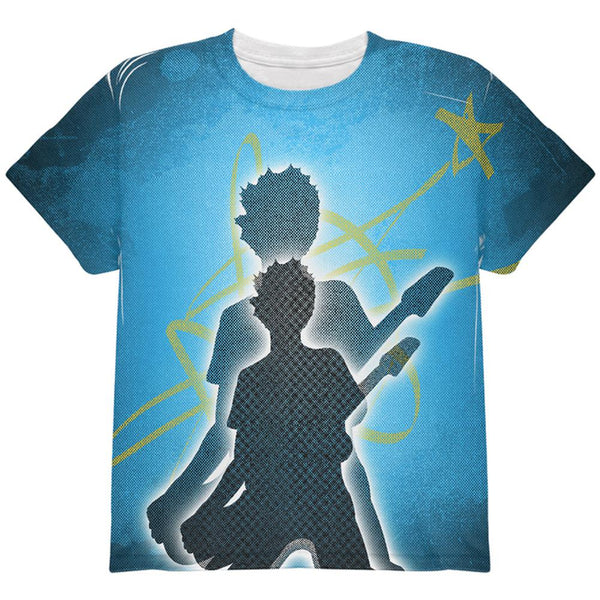 Next Guitar Rock Idol All Over Youth T Shirt